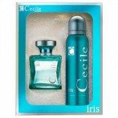 Cecile Bayan Set Parfum Iris