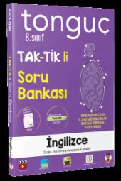 Tonguç Yayınları 8. Sınıf Lgs İngilizce Taktikli Soru Bankası