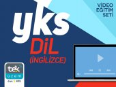Yks Dil (İngilizce) 55 Saat Video Dersler Tekuzem