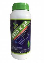 Beta K %3 Azot %20 Potasyum Yaprak Ve Damlama Sıvı Gübre 1 Lt