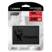 Kingston 240gb Ssdnow A400 Disk Sa400s37 240g