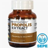 Propolis Extract 60 Kapsül 400 Mg Propolis Ekstrak...