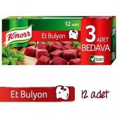 Knorr Et Suyu Bulyon 12 Ad.x10 Gr