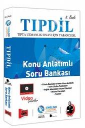 Yargı Yayınları Tıpdil Konu Anlatımlı Soru Bankası 8. Baskı