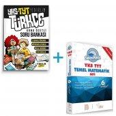 Yediiklim Yayınları Tyt Türkçe Konu Özetli Soru Bankası+hediyeli Tyt Matematik Seti