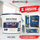 Sci Mx Muscle Meal Hardcore Gainer 5270 Gr