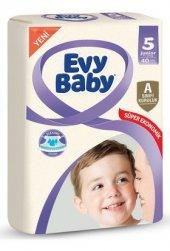 Evy Baby Bebek Bezi 5 Beden Junior 112 Adet (4x28) Jumbo Paket