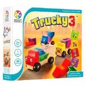 Trucky 3 Oyunu Eğitici (Üç Sevimli Kamyon Oyunu)...