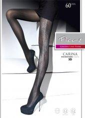 Fiore 60 Den Avrupadan İthal 3d Desenli Külotlu Çorap