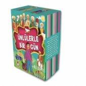 Timaş Çocuk Ünlülerle Bir Gün 1 Set 10 Kitap Timaş Ünlüler Seti