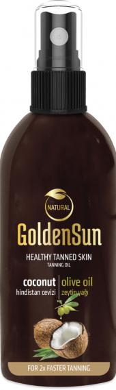 Golden Sun Hindistan Cevizi + Zeytin Yağı 150ml