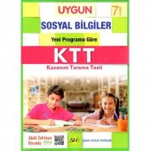 Sadık Uygun Yayınları 7. Sınıf Sosyal Bilgiler Kaz...