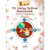 Dorya Yayınları 8. Sınıf T.c. İnkılap Tarihi Ve At...