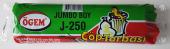 ögem Plastik Çöp Torbası Poşeti 80x110 Cm 90 Lt 10lu Jumbo 50