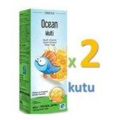 Ocean Multi Vitamin Balık Yağı 2 Li Fırsat S.k.t 08.2020