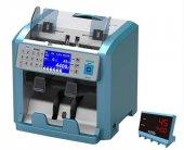 Htm Vısıon Pro Çift Kat Karışık Para Sayma Ve İstifleme Makinesi