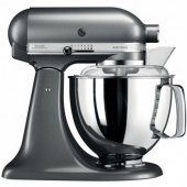 Kitchenaid Artisan Stand Mixer Medallion Silver 4,8l Ems 5ksm175psems