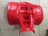 Motoran Kn 150 Atv Arka Çamurluk Kırmızı