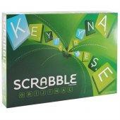 Scrabble Orjinal Türkçe Kelime Üretme Oyunu Kutu Aile Oyunu Eğiti