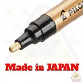 Pilot Araç Kaporta Rötuş Beyaz Boya Kalemi (Çok Kaliteli) Japon M