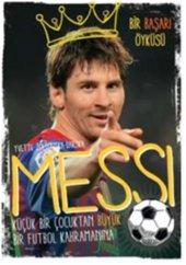 Messi Renkli Resimler İle Küçük Bir Çocuktan...