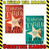 Timaş Türklerin Tarihi 1 Ve 2 Set İlber Ortaylı