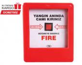 Yangın İhbar Butonu