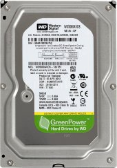 Wd 500 Gb 3,5 İnch 7200 Rpm 32 Mb Sata2 Harddisk Wd5000avds