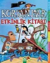 Altın Kitaplar Çocuk Kitapları Korsanlar Etkinlik Kitabı