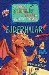 Ejderhalar Mini Etkinlik Kitabı Altın Kitaplar