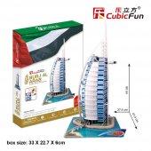 Cubic Fun 3d 101 Parça Puzzle Burç El Arap Dubai