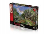 Ks Puzzle 1000 Parça The Old Waterway 11355