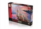 Ks Puzzle 1000 Parça Damdaki Kemancı 11473