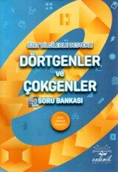 özet Bilgilerle Destekli Dörtgenler Ve Çokgenler Soru Bankası Endemik Yayınları