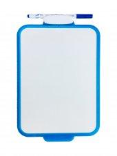 Bıc Velleda Kalemli Mini Yazı Tahtası 19*26 Cm Mavi