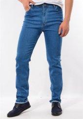 Starlife 143 Erkek Klasik Açık Mavi Kot Pantolon