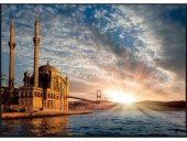 1000 Parça Puzzle Hobi Eğitim Ortaköy Camii