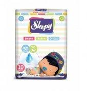 Sleepy Pepe Bebek Bakım Örtüsü 10 Adet (60x90 Cm)