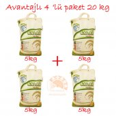Green Salar Basmati Pirinci 20 Kg (4 X 5 Kg)