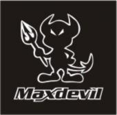 Maxdevil Sticker