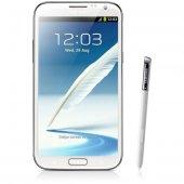 Samsung Note 2 Beyaz Cep Telefonu