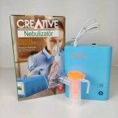 Nebulizatör Creative 2 Yıl Garantili Özel İlaç Haz...