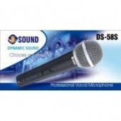 D Sound Ds 58s Mikrofon