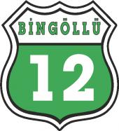 12 Bingöl Stıcker