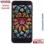 Vestel Venüs E2 Plus Dual Siyah (Vestel Türkiye Ga...