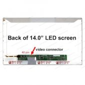 B140xw01 V4 Laptop Lcd Ekran 14.0 Standart 40 Pin