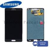 Samsung Galaxy Note 4 Lcd Ekran Dokunmatik + Tamir Seti +b7000