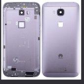 Huawei G8 Kasa Arka Kapak Batarya Pil Kapağı Füme