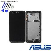 Asus Zenfone 2 Ze551 Lcd Ekran Full Dokunmatik Panel Çıtalı