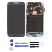 Samsung Galaxy S4 İ9500 Lcd Ekran Dokunmatik Panel + Tamir Seti